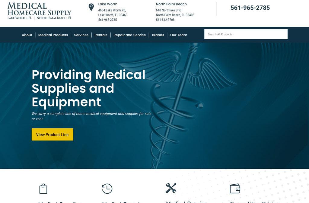 Medical Homecare Supply